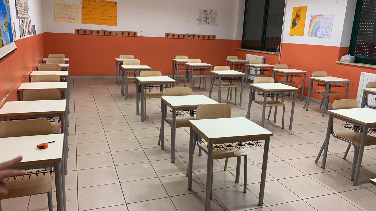 Classe I Sez. D