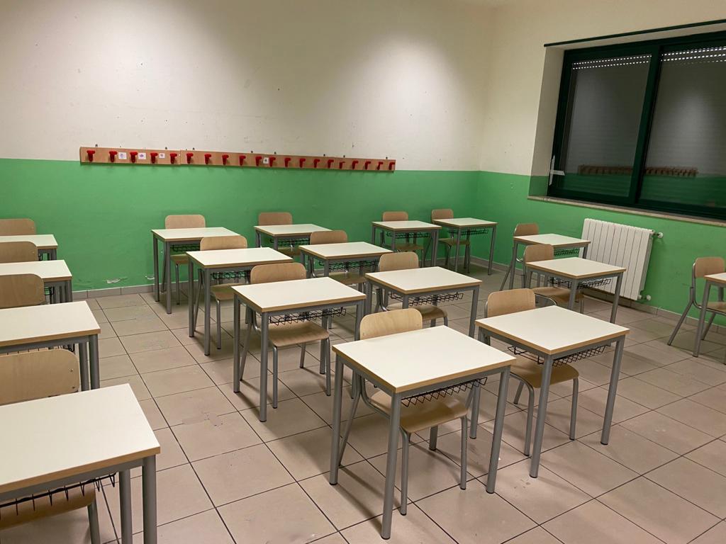 Classe I Sez. A