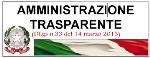 Amministrazione Trasparente fino al 18 ottobre 2017